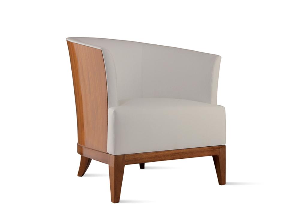 Fauteuil contemporain birman laval collection cr ateur for Mobilier de luxe contemporain
