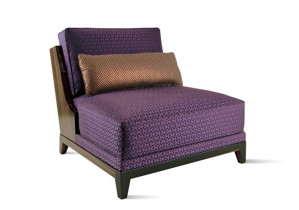 Produits chauffeuse contemporain laval collection for Mobilier de luxe contemporain