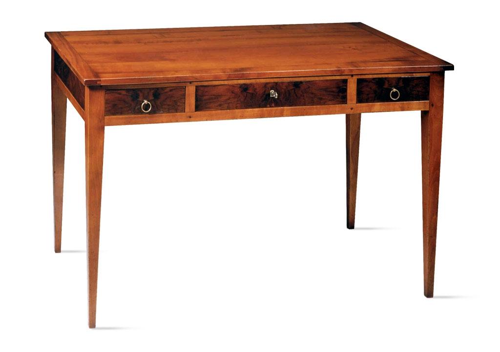 bureau style directoire massena laval collection cr ateur fabricant de mobilier de luxe. Black Bedroom Furniture Sets. Home Design Ideas