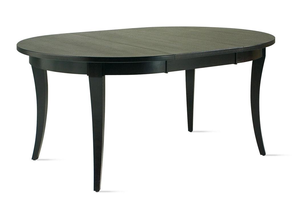 Table diner contemporain norma laval collection cr ateur fabricant de mobilier de luxe for Mobilier de luxe contemporain