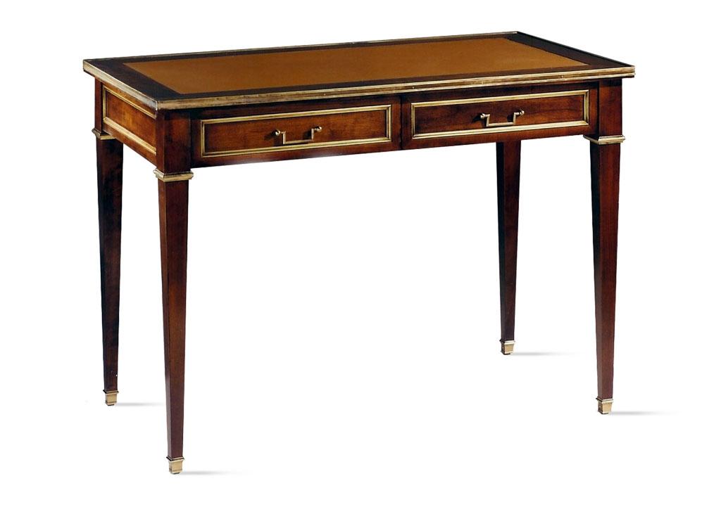 Bureau style directoire saint germain laval collection cr ateur fabricant de mobilier de luxe - Mobilier de bureau laval ...