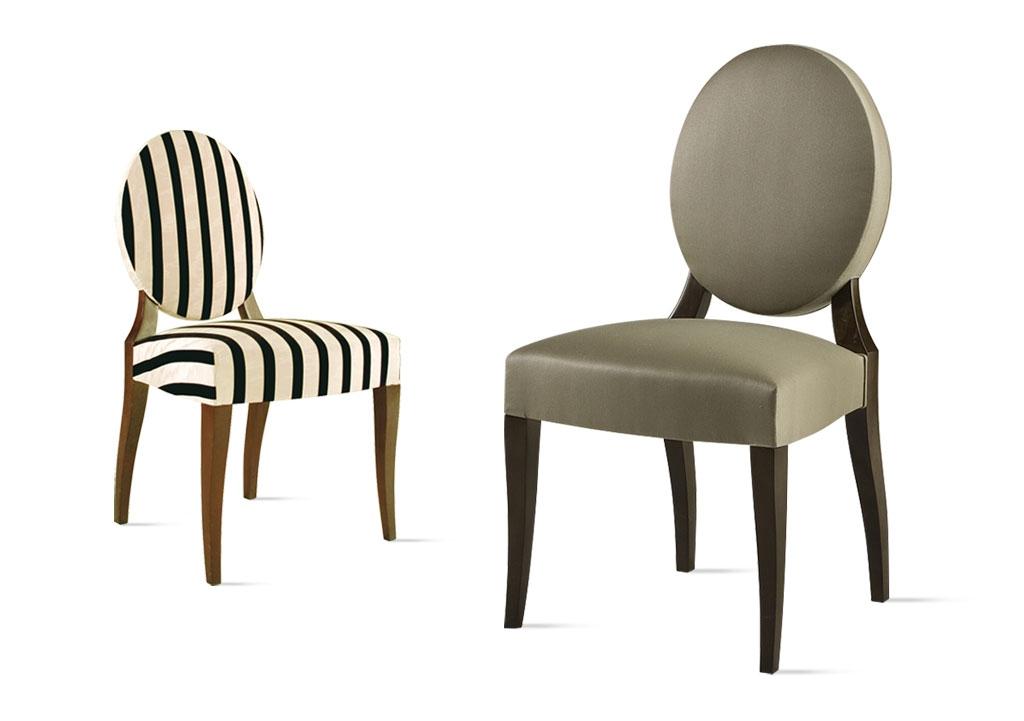 Chaise contemporain diego laval collection cr ateur for Mobilier de luxe contemporain