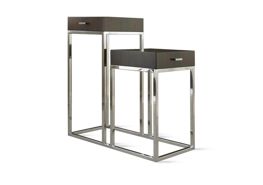 Table basse contemporain pradere laval collection for Mobilier de luxe contemporain