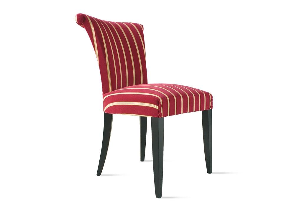 Chaise contemporain tulipe laval collection cr ateur for Mobilier de luxe contemporain