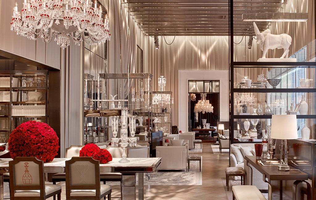 Baccarat Hotel New York - Gilles et Boissier