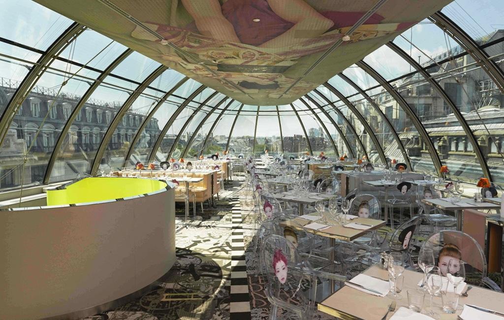 Le Kong - Paris - Philippe Starck