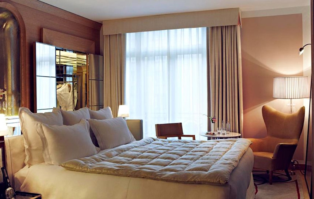 Le Royal Monceau - Hotel Paris - Philippe Starck