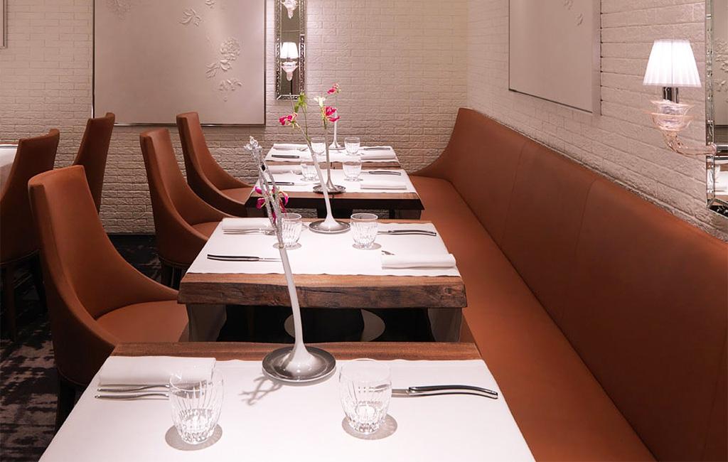 Restaurant LA DAME DE PIC d'Anne Sophie PIC - PARIS - Bruno BORRIONE