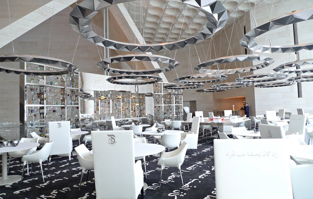 Restaurants laval collection realisations - Philippe starck realisations ...