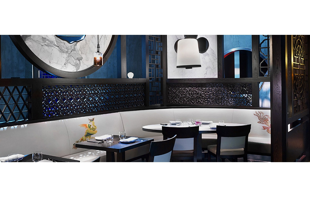 HAKKASAN restaurant Mayfair - London - Christian Liaigre