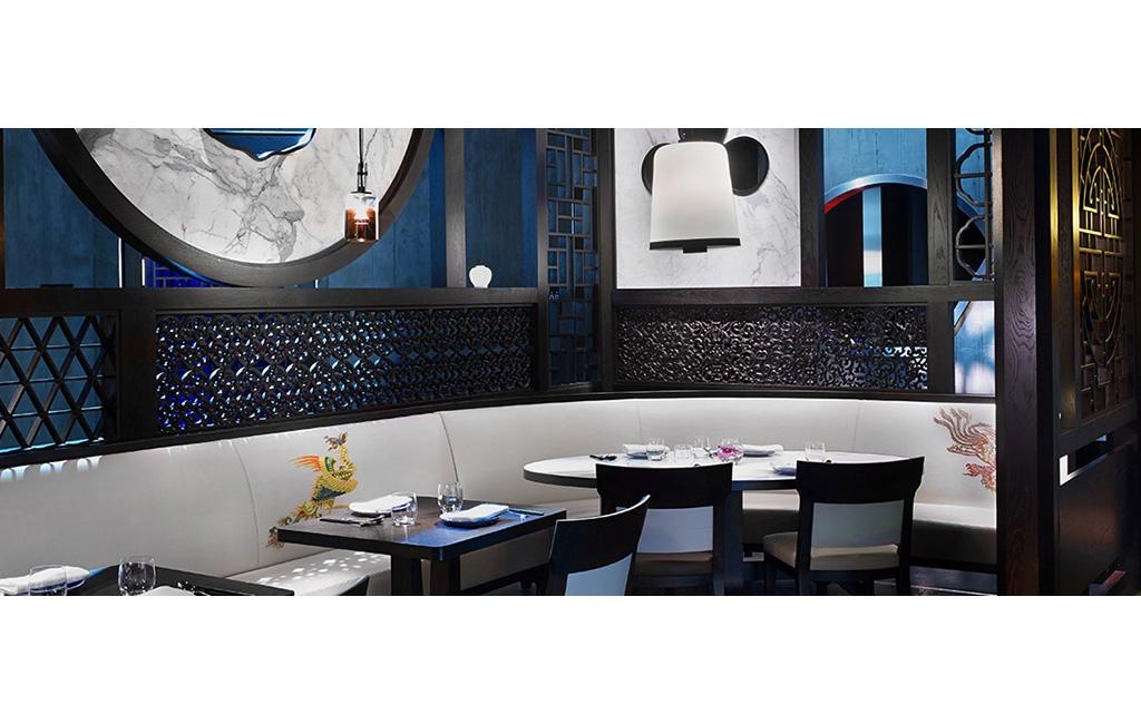 HAKKASAN restaurant Mayfair - London - Christian Liaigre