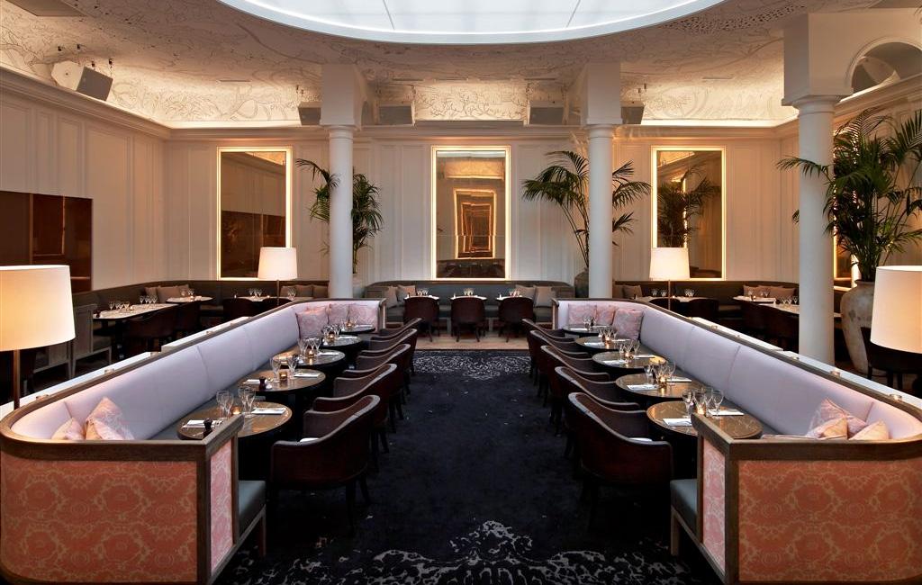 Restaurant LA VILLA - Paris - Gilles & Boissier