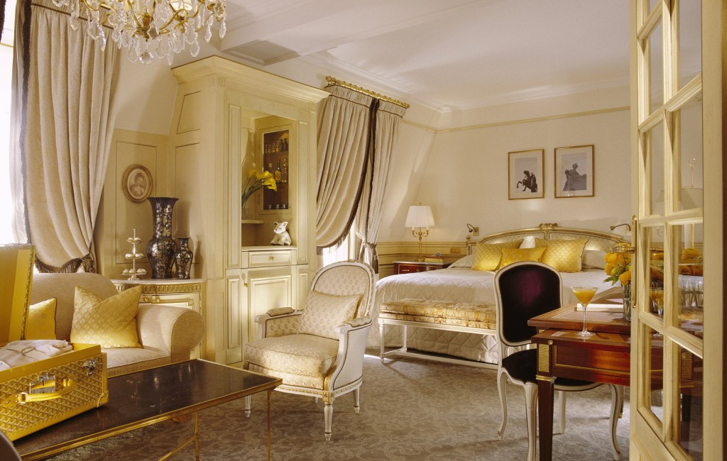Hôtel MEURICE - Paris