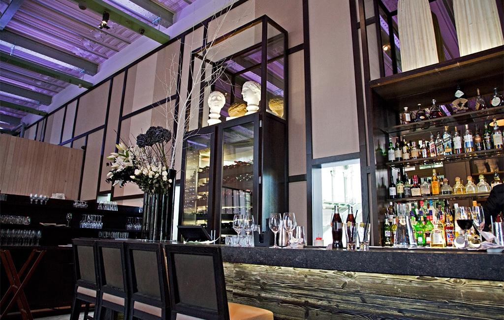 Restaurant MINI PALAIS - Paris - Gilles & Boissier