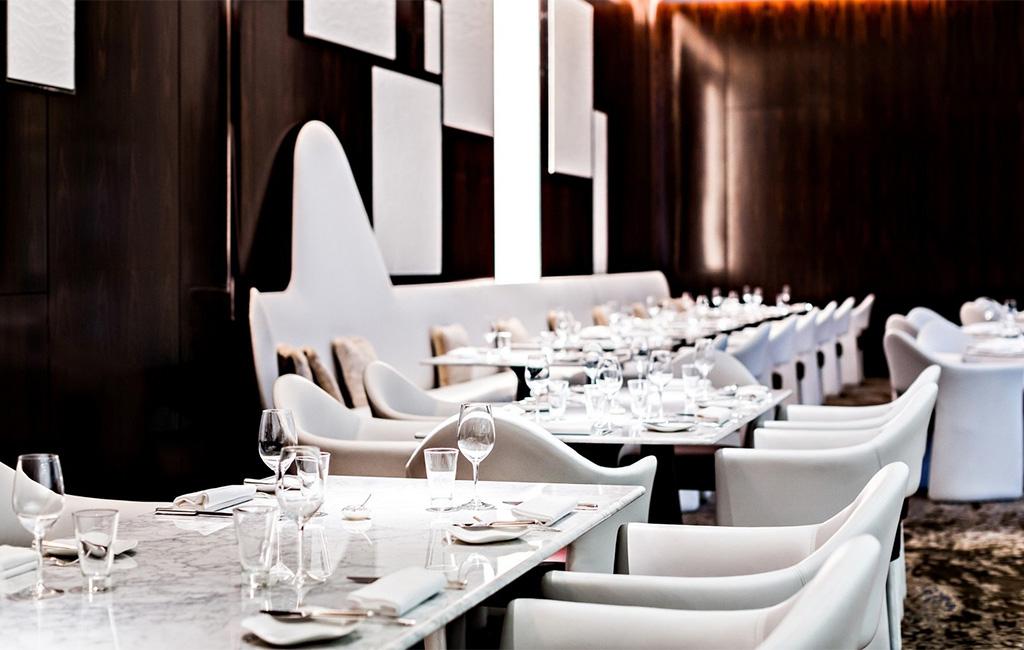 Restaurant du PRINCE de GALLES - Paris - Bruno Borrione