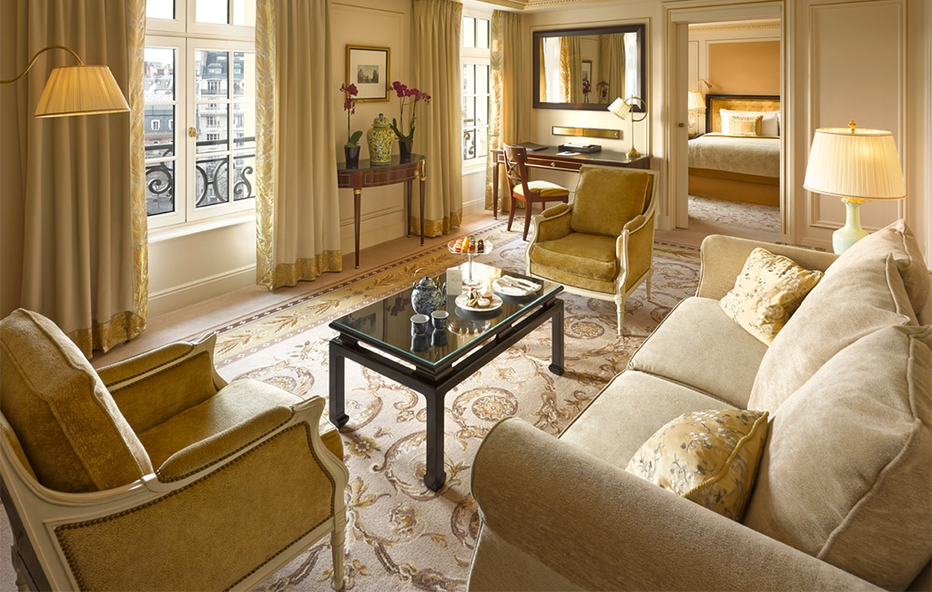 Hôtel SHANGRI-LA - Paris - Pierre Yves Rochon